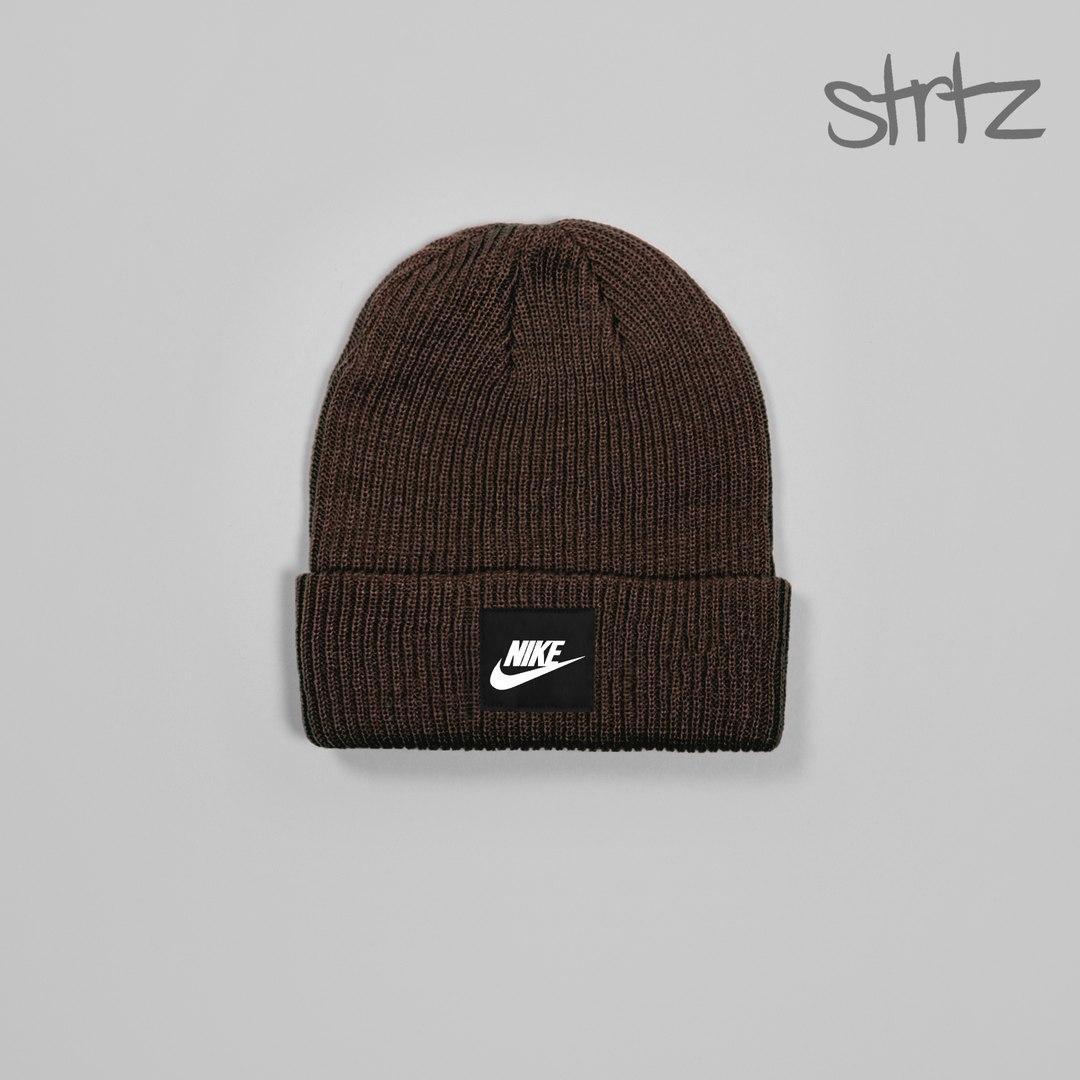 Модна чоловіча шапка найк, шапка Nike