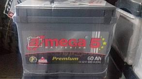 Аккумулятор A-Mega Premium 60 Ah (1)