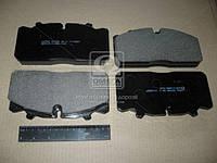 Колодка тормозная дисковаяDAF LF45, IVECO, MAN L/M/ME2000, RVI MIDLUM (пр-во Lumag)