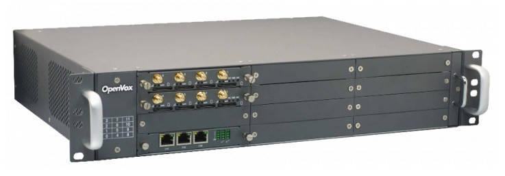 GSM шлюз OpenVox VS-GW2120-8G, фото 2