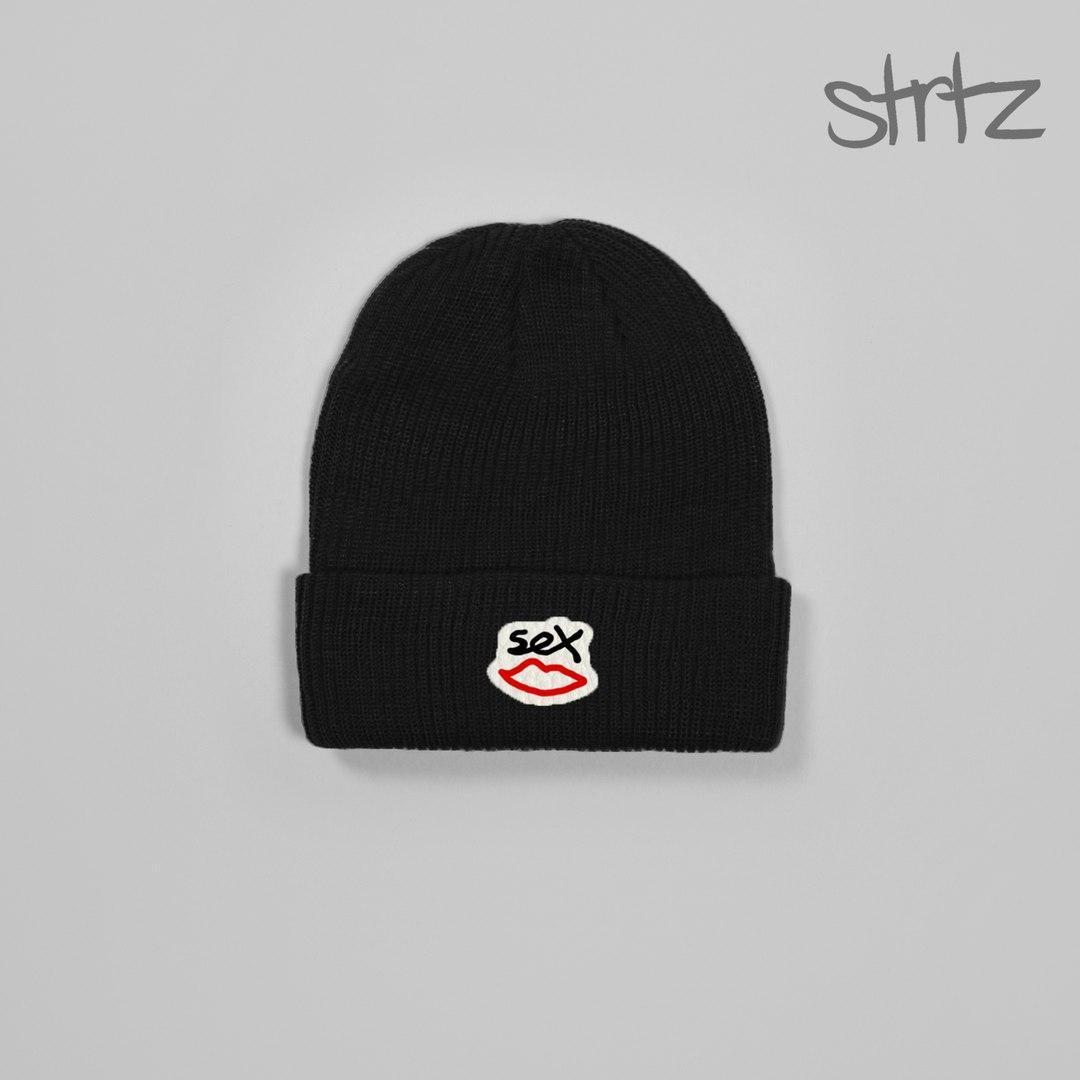 Зимова шапка чоловіча
