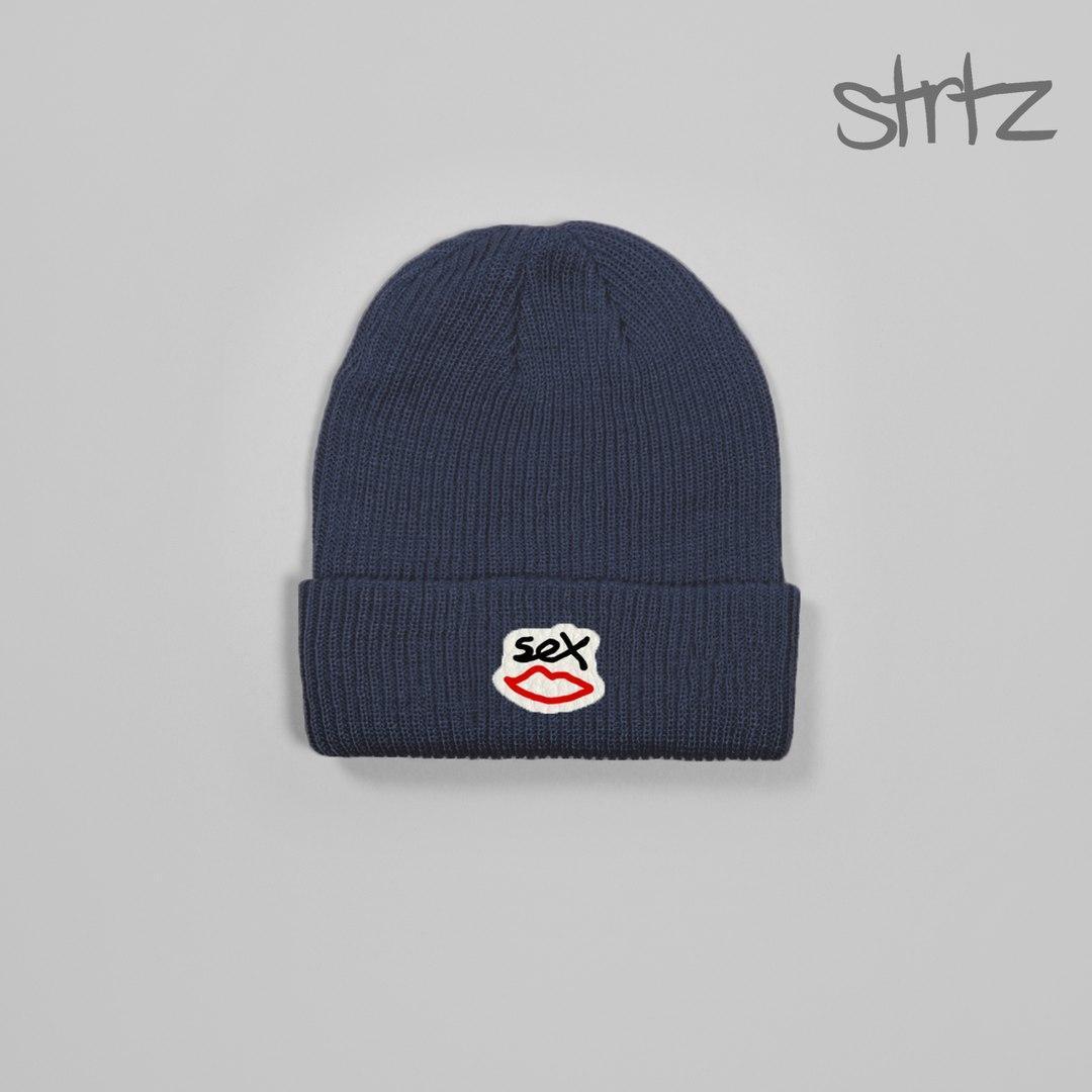 Сучасна чоловіча шапка