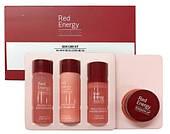 Набор омолаживающей косметики ETUDE HOUSE Red Energy Tension с красным активным комплексом  32+32+10+10мл