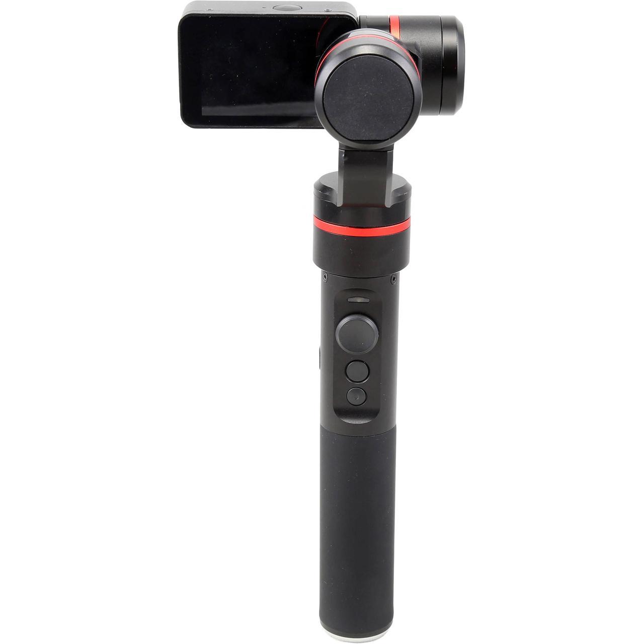 Ручной 3-х осевой стедикам Feiyu Summon+ 3-Axis Handheld Gimbal with 4K Camera (FES4KP)