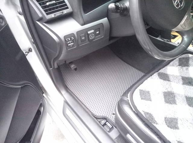 Коврики EVA на Toyota Camry V40 -1