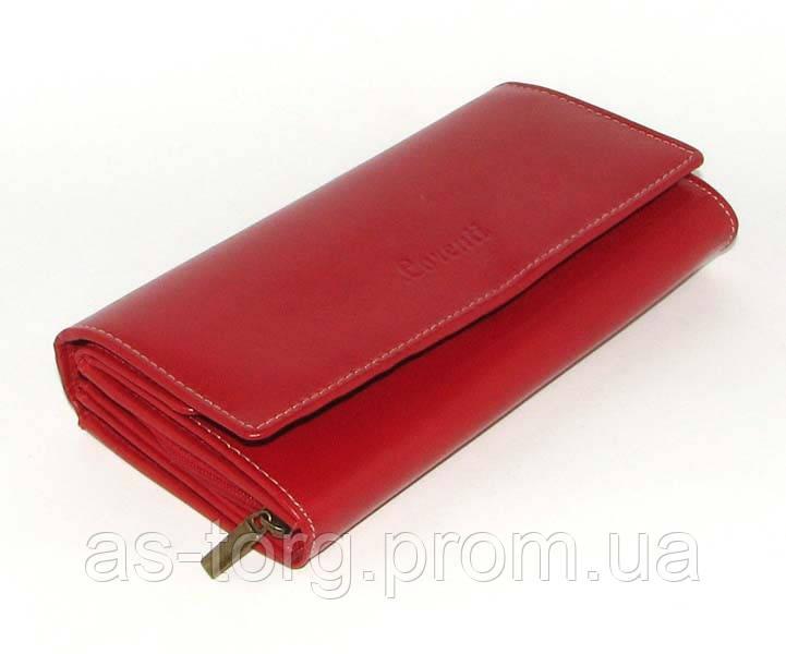Кожаные кошельки женские Польша, красный кожаный кошелек - Интернет-магазин