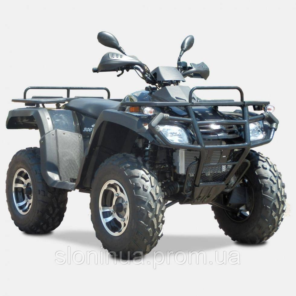 Квадроцикл Spark SP300-2 чорний