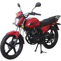 Мотоцикл SPARK SP150R-24 красный, фото 1