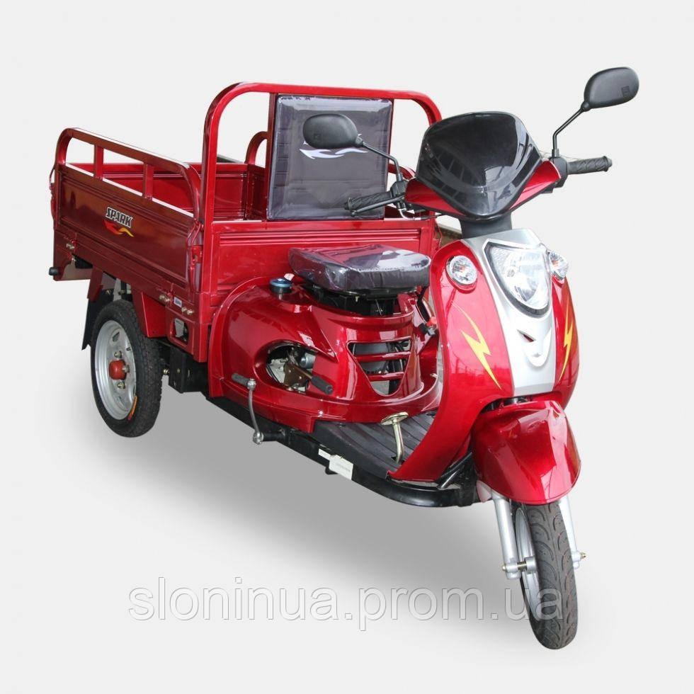 Скутер  Spark SP110TR-4 красный