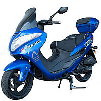 Скутер  Spark SP150S-28 синий