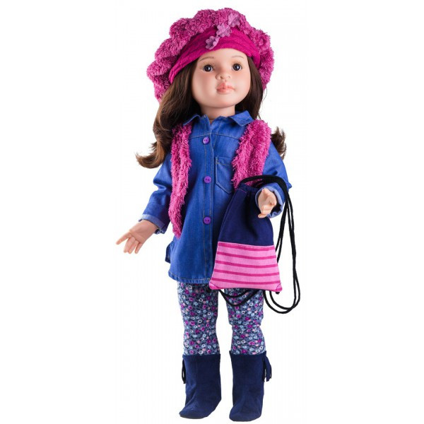 Лялька Лідія 60 см Paola Reіna 06551