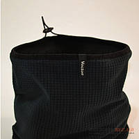 Шарф Гейтор Vector collar Warm Protection RIB - Black/Dark-Grey