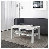 Журнальный столик LACK белый 90х55 (000.950.36)