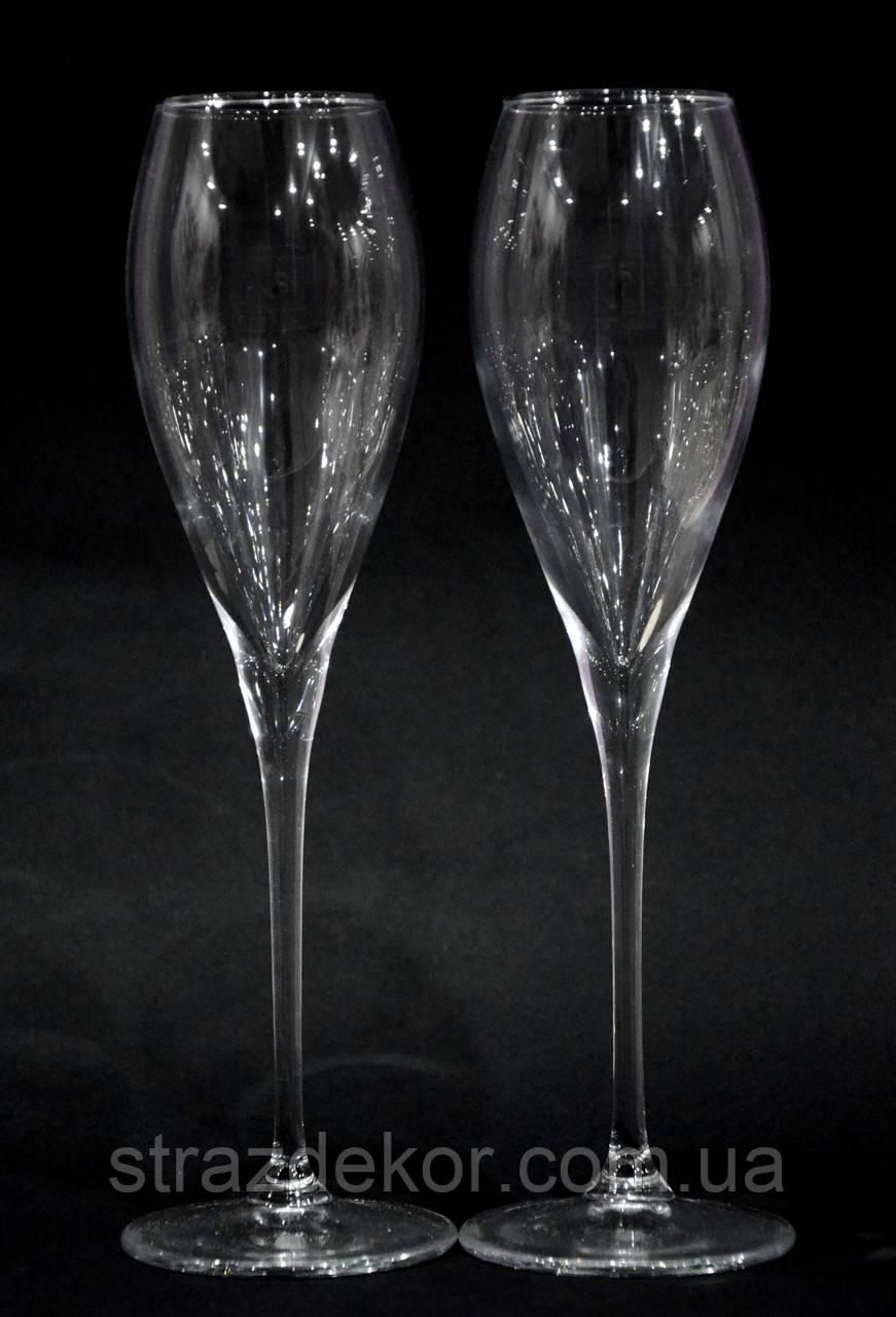 Бокалы для шампанского 225мл 6шт.