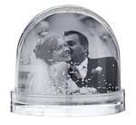 """Пластиковая рамка для фото """"Снежный шар"""", фото 2"""