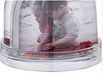 """Пластиковая рамка для фото """"Снежный шар"""", фото 4"""