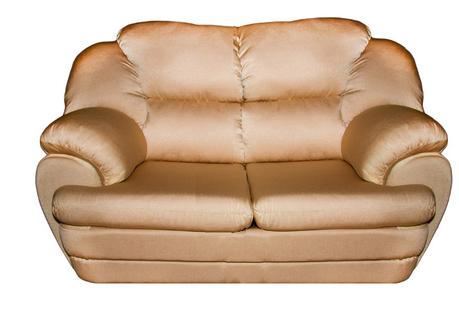 """Двухместный кожаный диван """"Iden"""" (Идэн), фото 2"""