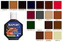 Крем - краска для гладкой кожи Saphir Juvacuir 75 мл цвет черный (01), фото 2
