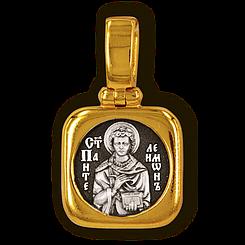 Образок. Великомученик Пантелеимон Целитель.