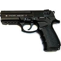 Пистолет стартовый (сигнальный) Stalker Mod. 2914 (black)