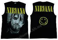 Безрукавка NIRVANA (K.Cobain)