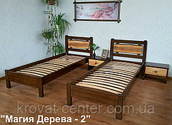 """Кровать """"Магия Дерева - 2"""" с элементами декора, фото 3"""
