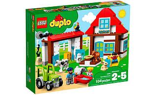 LEGO Duplo Пригоди на фермі 10869