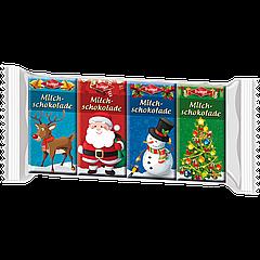 """Шоколад """"Новый год"""" Trampf 60г 4*15г"""