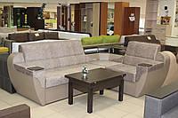 Угловой диван со спальным местом, фото 1