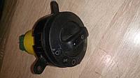 Переключатель света центральный (ЦПС) Газель (пластмас желтый) нового образца Авто-Электрика (пр-во г.Арзамас)