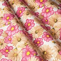 Ткань цветы для мебели