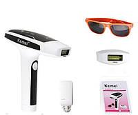 Фотоэпилятор Kemei KM-6812.Фотонное устройство для удаления волос