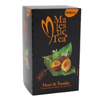 Majestic Tea — Нони и Слива