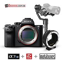 Камера Sony Alpha a7S II + Переходник Metabones + Стабилизатор Zhiyun Crane v2 (KIT104)