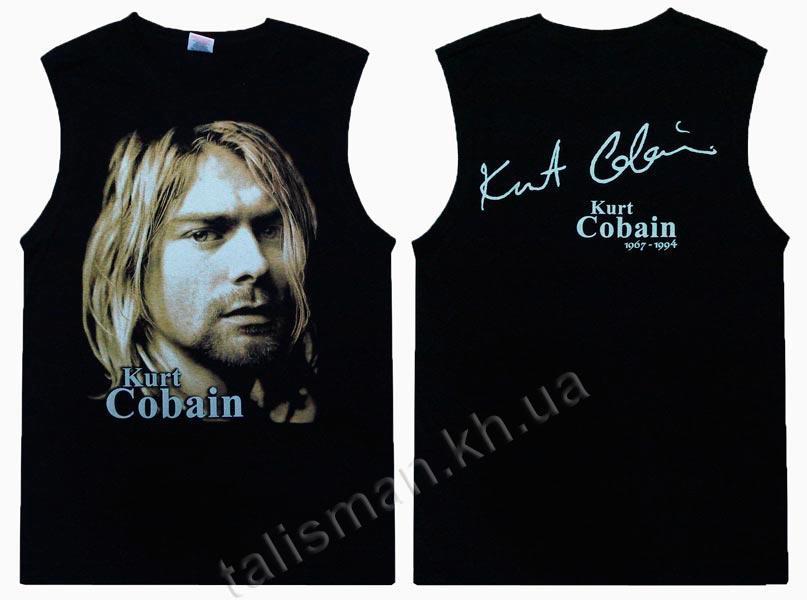 Безрукавка NIRVANA K. Cobain 2