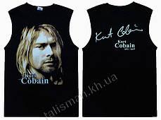 Безрукавка NIRVANA - K. Cobain -2