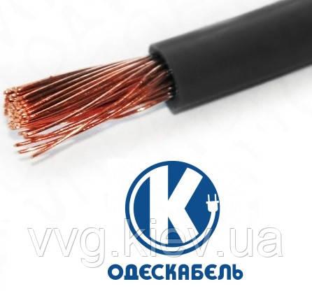 Провод ПВ-3 6 Одескабель черный