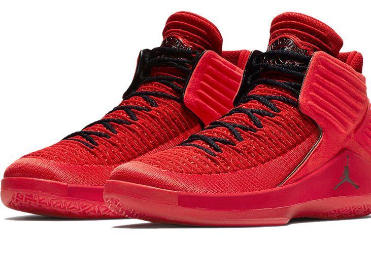 2618ed881703 Баскетбольные кроссовки Nike Air Jordan 32 (XXX2) - Интернет магазин обуви  Shoes-Mania