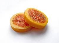 ЭКО Апельсиновая Мыло-мочалка из натуральной люфы 85г, фото 1