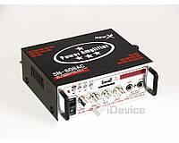 Портативный усилитель звука Xplod SN-808AC усилитель мощности звука от ПК  MP3 МР4