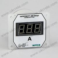 Амперметр переменного тока цифровой щитовой (300А)