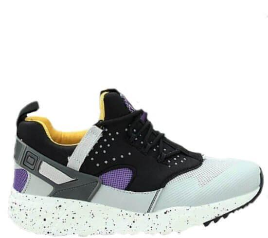 33aefc95 Кроссовки Nike Air Huarache Utility Grey Yellow (Найк Хуарачи, реплика) -  Интернет-