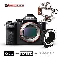 Камера Sony Alpha a7S II + Переходник Metabones + Клетка Tilta (KIT105)