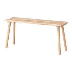 Скамья, бук, 100 см IKEA YPPERLIG 403.453.78