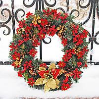 Новогодний (Рождественский) венок №7