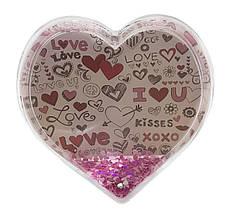 """Пластиковая рамка для фото в форме """"Сердце"""""""
