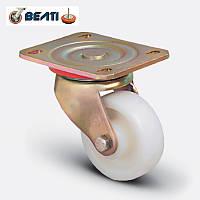 Колеса поворотные большегрузные для тележек полиамид 100мм