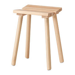 Табурет, бук IKEA YPPERLIG 203.453.79