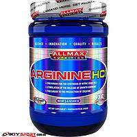 Аргинин 100% чистоты, Arginine HCl ALLMAX, 400 g
