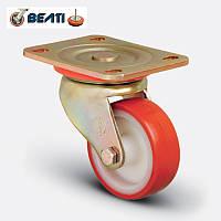 Колеса поворотные большегрузные для тележек полиамид-полиуретан 200мм